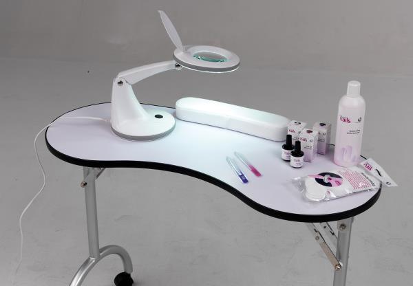 Składany Stół Do Manicure Na Zamówienie Sprzęt I